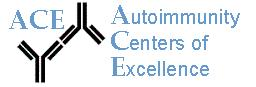 Autoimmunity Centers of Excellence Logo